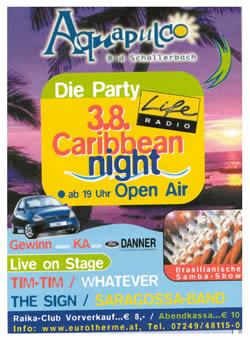 Caribbean Night 2002
