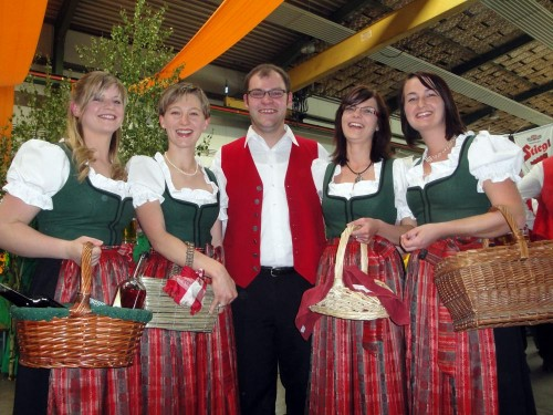 Dämmerschoppen beim Weekend in Atzbach