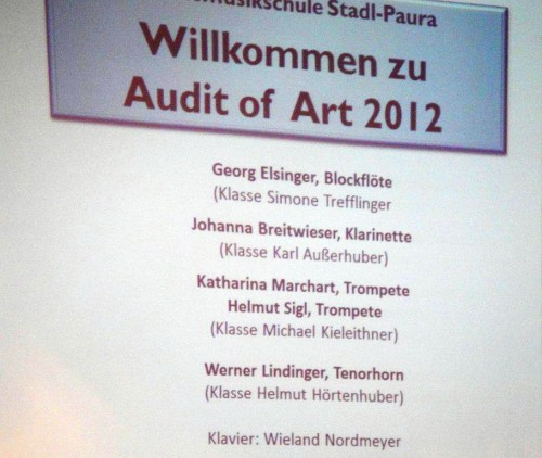Audit of Art mit Kathi Marchhart
