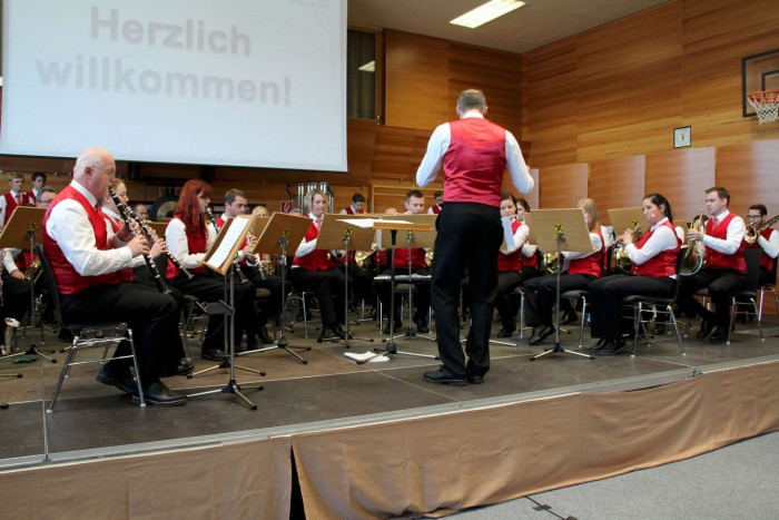 Konzertwertung 2015 in Bad Wimsbach-Neydharting